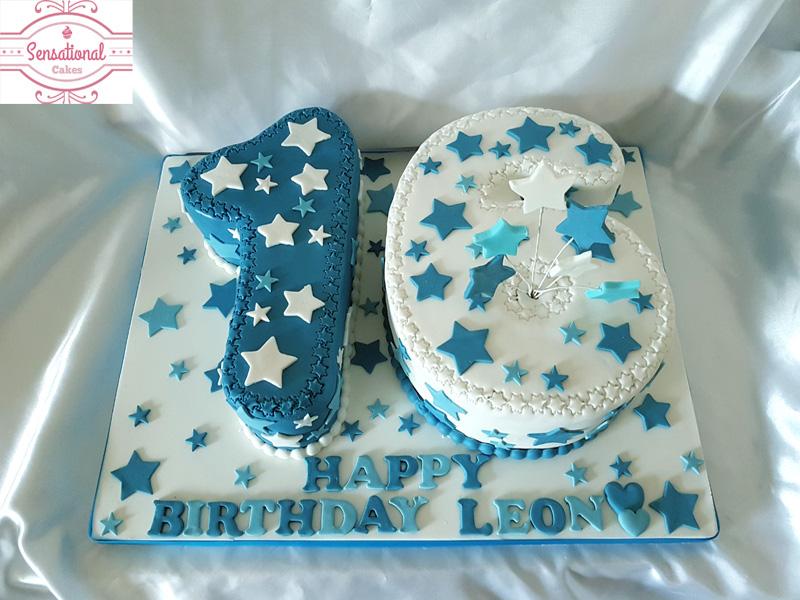 Sensational 16 Number Cake Sensational Cakes Funny Birthday Cards Online Necthendildamsfinfo