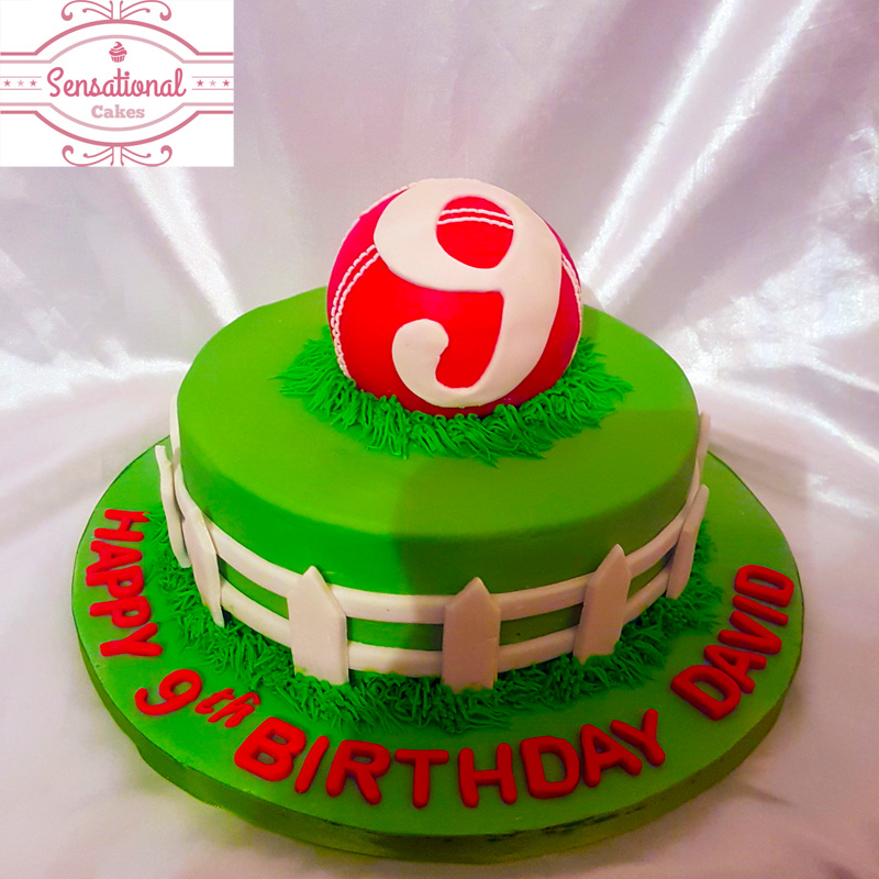 Astounding Baseball Birthday Cake Sensational Cakes Personalised Birthday Cards Epsylily Jamesorg